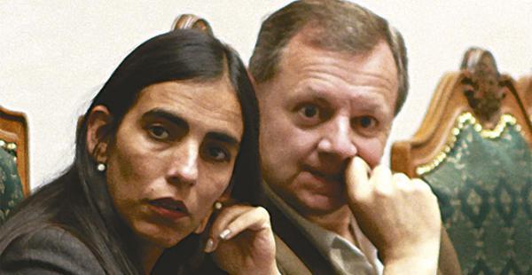 La diputada Montaño y el senador Gonzales explican sobre la ley
