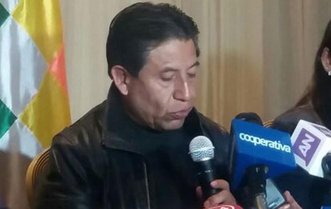 Choquehuanca responde a alcaldesa: las autoridades no deben alimentar la hostilidad