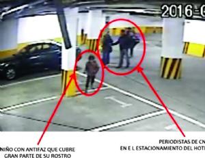Del Rincón no se presentó a declarar; Fiscalía pedirá datos a Migración y al hotel Presidente