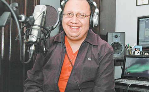 El periodista Christian Sailer