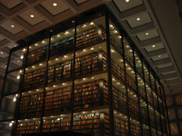 Biblioteca Beinecke
