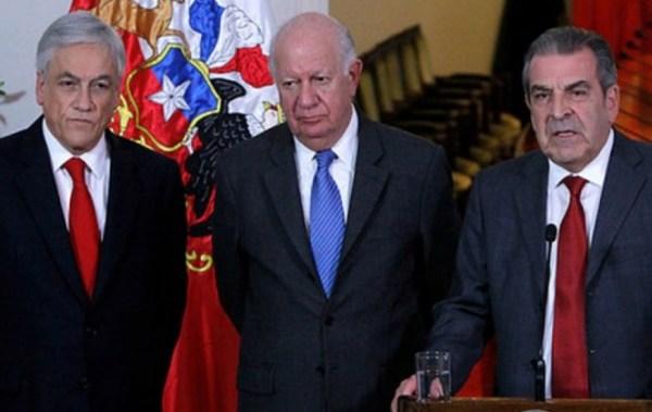 Expresidentes chilenos rechazan pedido de diálogo de Morales