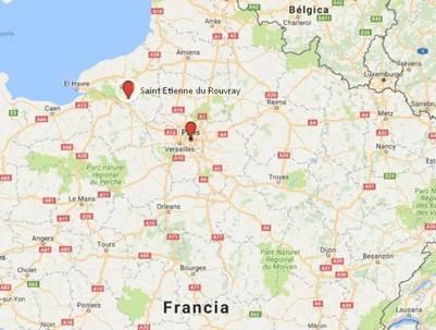 El lugar de los hechos. / Google Maps