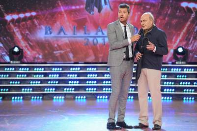 showmatch 2016 Marcelo Tinelli Fernando