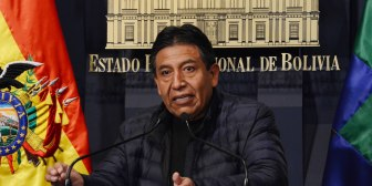 Canciller dice que aún no hay respuesta de Chile y destaca habilitación de garajes en Arica