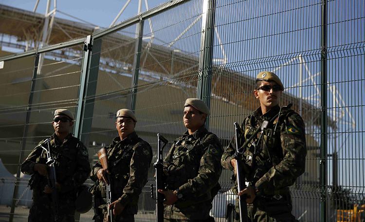 El Parque Olímpico de Río de Janeiro