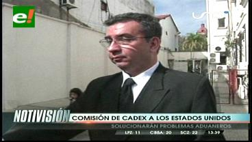 Comisión de la Cadex viajará a EEUU, se capacitarán en trámites aduaneros