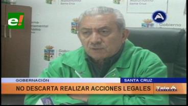 Gobernación declara ilegal e injustificado el paro en el Hospital San Juan de Dios