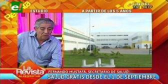 Santa Cruz: Seguro de Salud gratuito municipal beneficiará solo a personas que no cuenten con uno