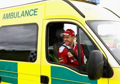 Ferrari Ambulancia