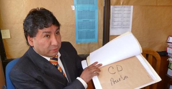 La exautoridad del Ministerio Público fue sometida a una audiencia de medidas cautelares para definir su situación jurídica.