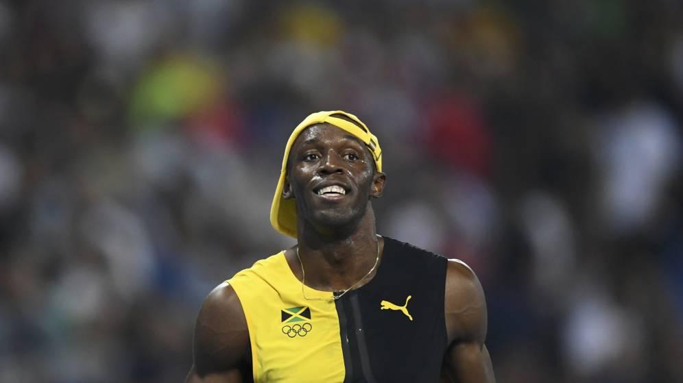 Foto: Usain Bolt es el primer atleta que gana tres medallas de oro seguidas en el 100 (Dylan Martínez/Reuters)