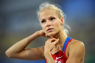 Darya Klishina unica atleta rusa aceptada para los juegos atletismo atleta (EFE)