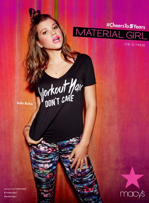 Sofia Richie, Material Girl