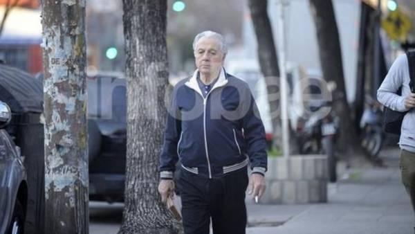 """Imagen actual del ex subcomisario José """"Turco"""" Ahmed, uno de los secuestradores de Macri hace 25 años. Foto Infobae"""