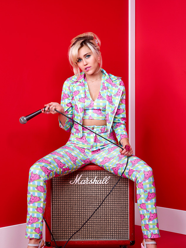Miley Cyrus, The Voice