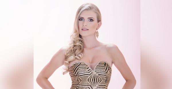Simone Freitag Krutzman, Miss Mundo Paraguay 2016