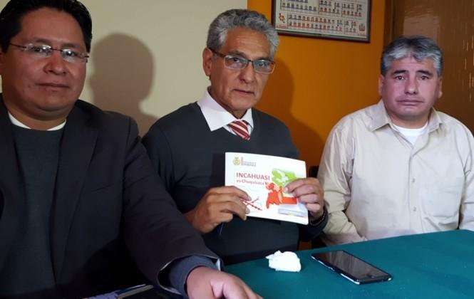 Incahuasi: Chuquisaca pide a Autonomías mediar con Santa Cruz en un proceso de conciliación