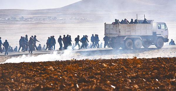 El Gobierno sospecha que los cooperativistas enviaron a sus trabajadores a las manifestaciones en las carreteras del occidente del país