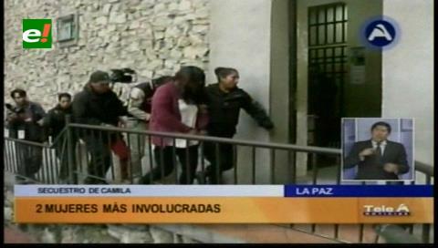 Habría más involucrados en rapto de niña en La Paz