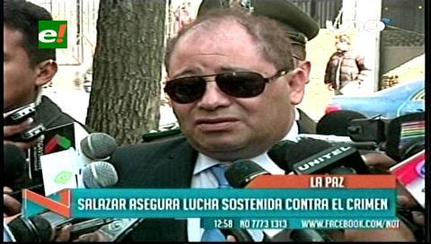 Ministro Romero dice que ya se tiene un plan de reestructuración de la Policía