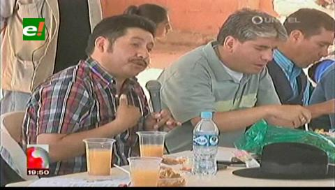 Gobernador Urquizu asegura que no busca confrontación con Santa Cruz