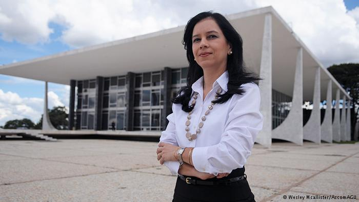 Grace Maria Fernandes Mendonça, la nueva Abogada General de Brasil.