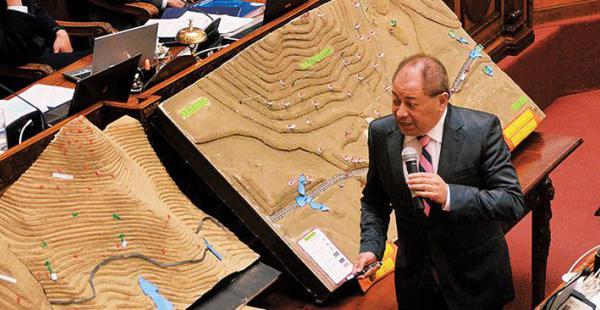 El ministro de Gobierno, Carlos Romero, identificó   a los supuestos asesinos del viceministro Illanes