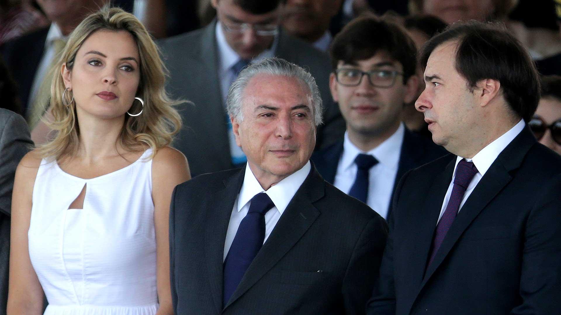 El expresidente de cámara baja de Brasil cae por corrupción