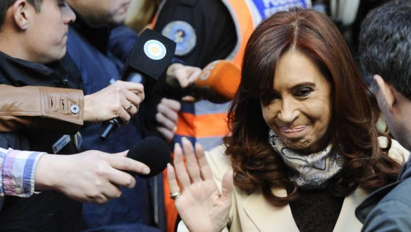 Avanza el análisis de los libros de Los Sauces SA, de Cristina Kirchner. Foto Gustavo Garello.