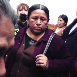 Achacollo involucra a sus ex colaboradores jurídicos con el Fondo Indígena