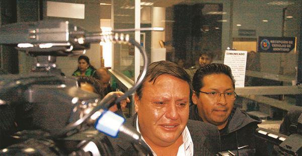 El dueño de Katanas, Marco Cámara, sufrió un desmayo el martes