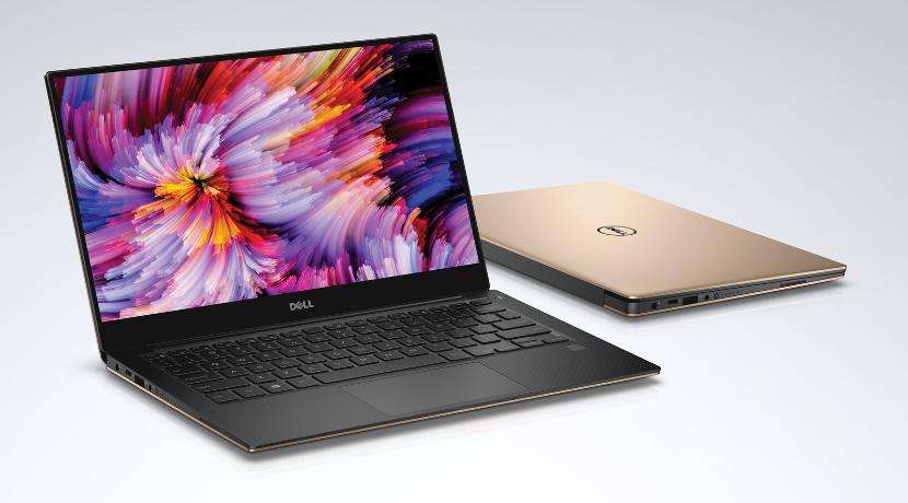 Dell XPS 13 oro rosado