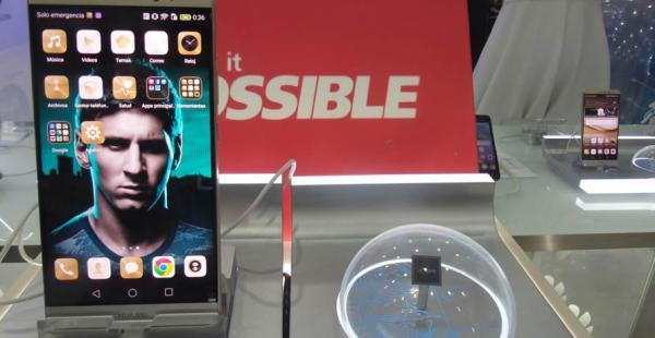 El dispositivo está siendo ofertado en el stand de Entel