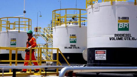 Trabajadores de Petrobras