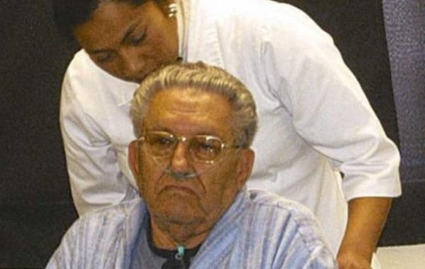 Equipo multidisciplinario evaluará situación de García Meza para ver si permanece hospitalizado
