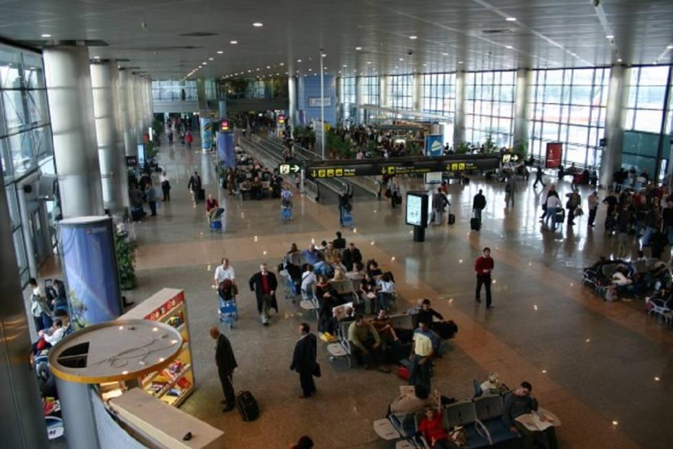 Aeropuerto Adolfo Suárez- Madrid Barajas.