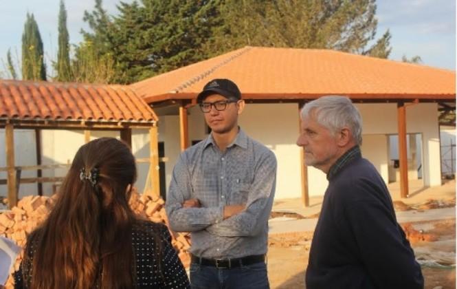 Museo del Che en Vallegrande tiene un 85% de avance en su construcción