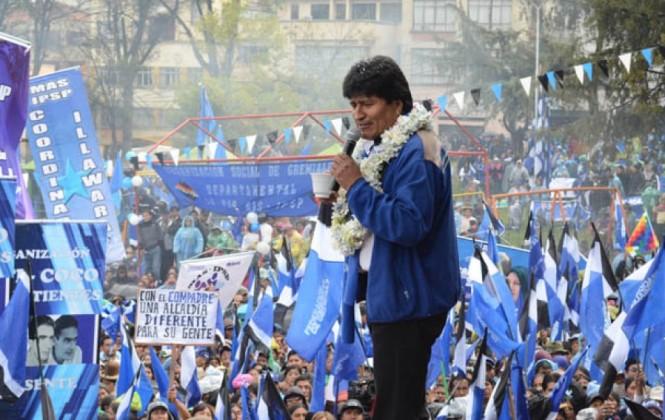 Presidenta de Diputados encumbra liderazgo de Evo y opositores rechazan aspiraciones de perpetuidad