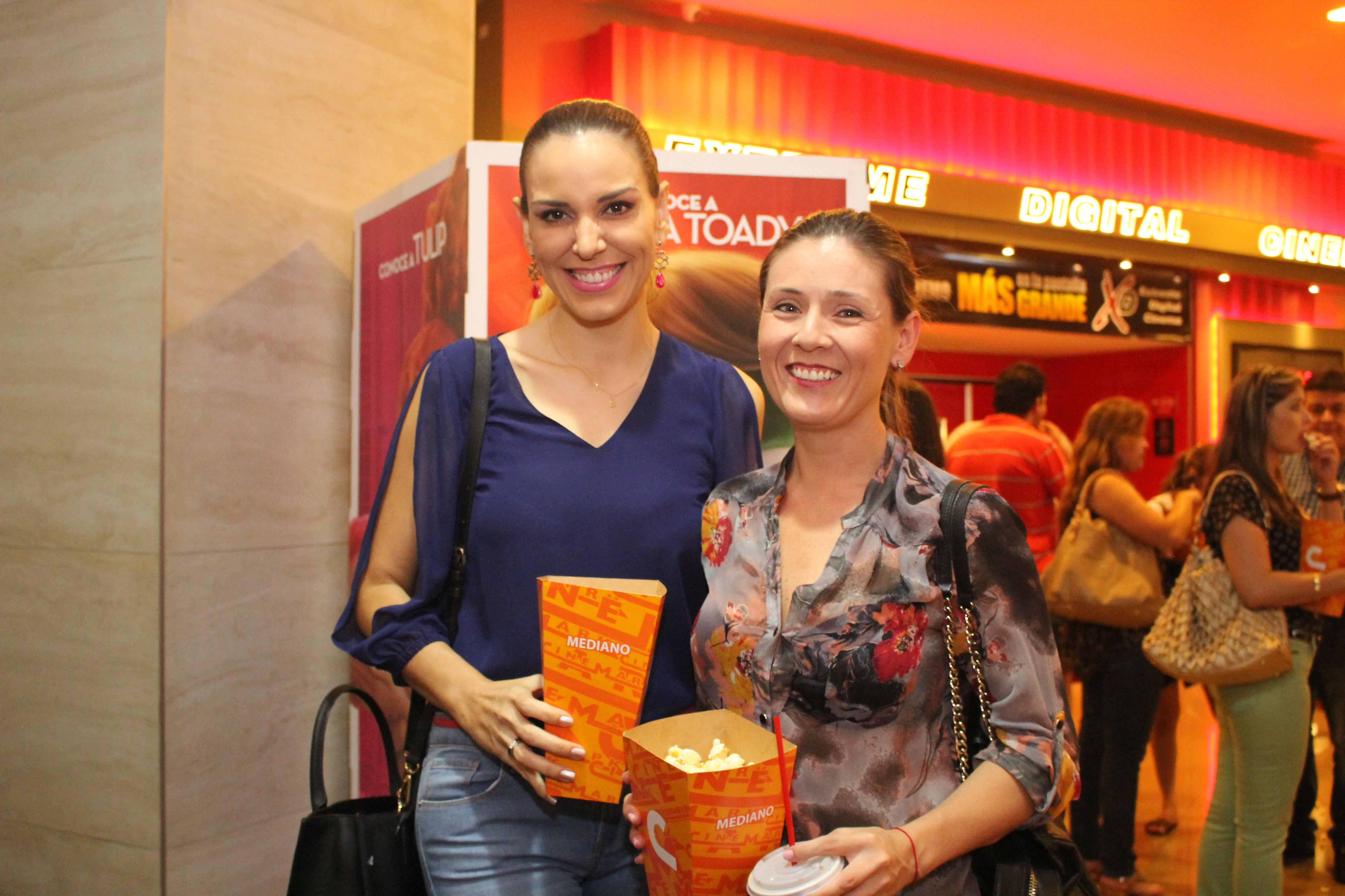 Gabriela Oviedo y Susana Figueroa