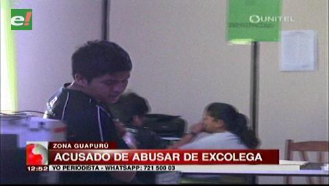Policía aprehende a sujeto que supuestamente abusó de mujer en el Barrio Guapurú