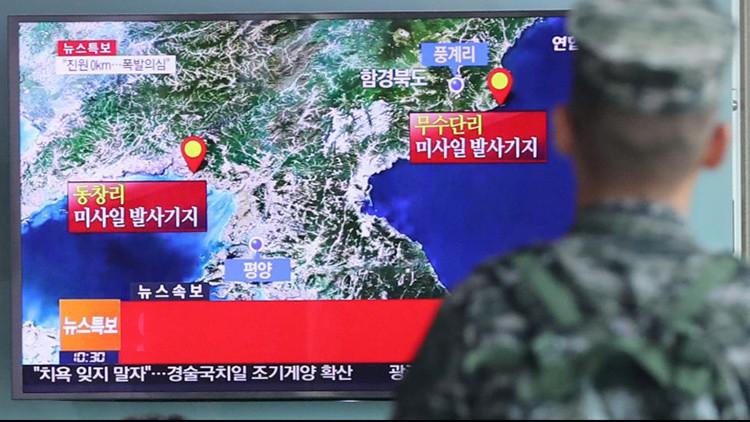 Seúl elabora plan para destruir Pyongyang en caso de ataque nuclear