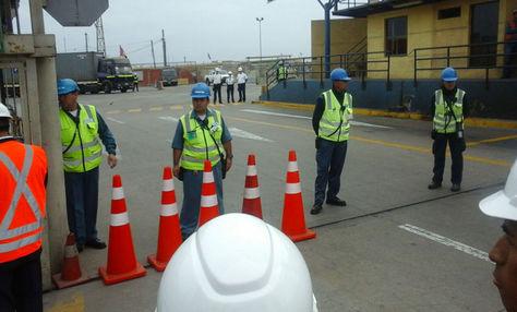 Impiden el ingreso de Choquehuanca a la Terminal Portuaria de Arica