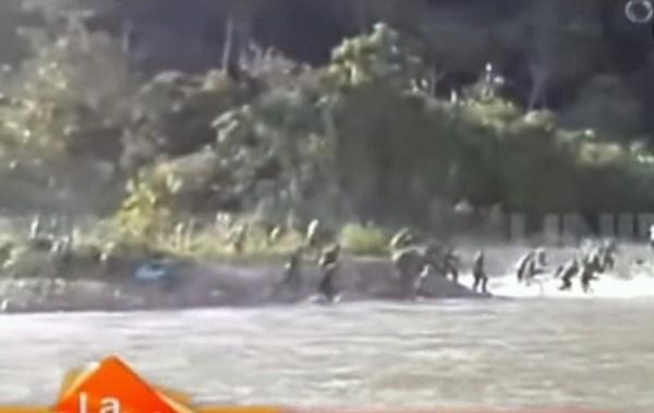 9 efectivos de erradicación de coca resultaron heridos tras enfrentamiento con cocaleros