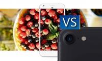 Comparativa de la cámara del Google Pixel frente a la del iPhone 7