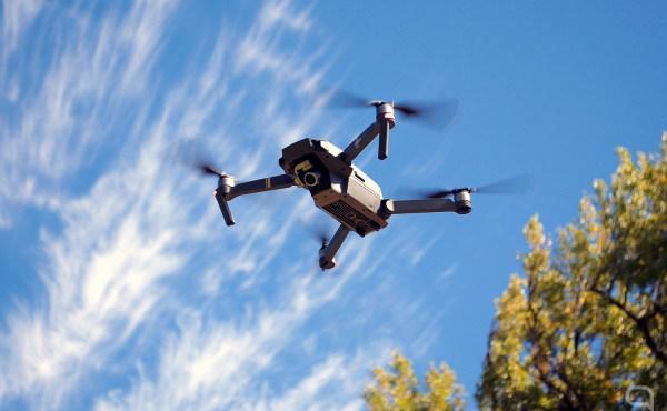 Cómo es volar el nuevo drone de DJI si nunca antes has utilizado un drone