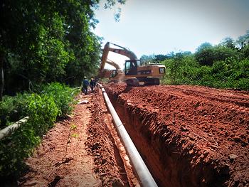 Resultado de imagen para el oleoducto Caranda-Santa Cruz