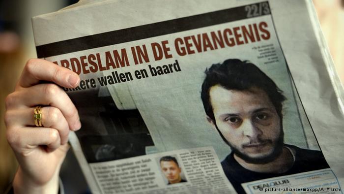 Bélgica: Salah Abdeslam, en el diario Het Nieuwsblad.