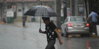 Pronostican fuertes lluvias en Santa Cruz