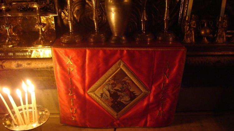 Abren 'tumba de Jesús' por primera vez en 500 años